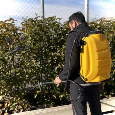 Pulverizador mochila