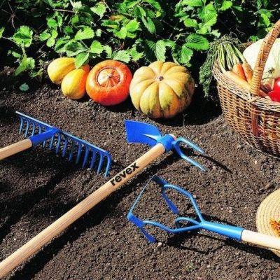Herramientas de cultivo