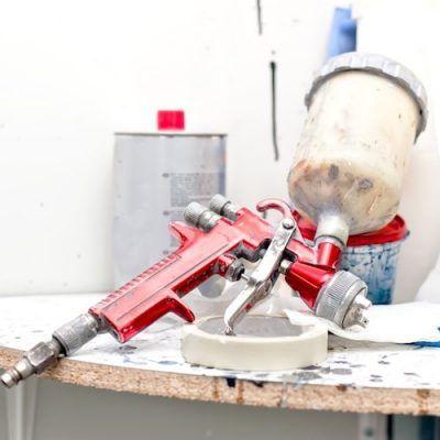 alquiler maquinaria pintura