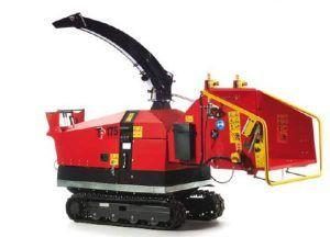 astilladora TP 175 mobile