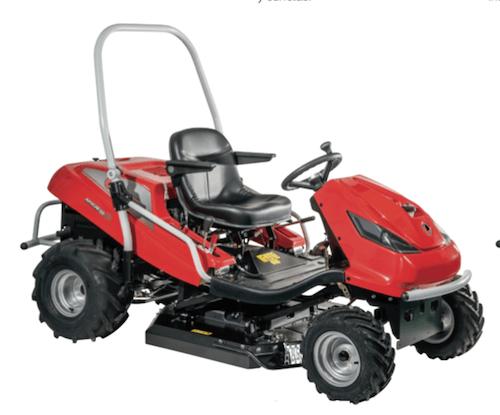 Tractor Oleomac APACHE 92 EVO